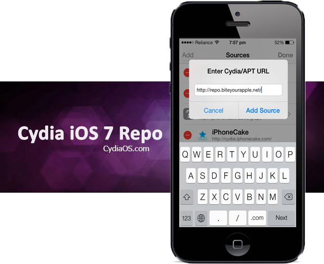 Top 5 Cracked Cydia Sources For Ios 7