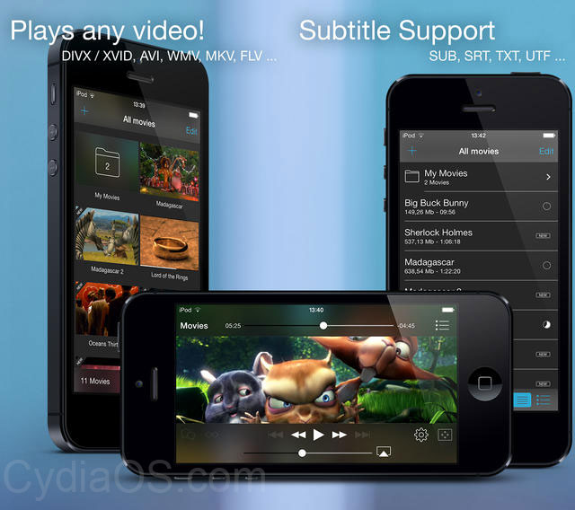 iPhone MKV Player app
