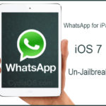 Guide to Install WhatsApp on iPad with iOS 7 Un-Jailbreak