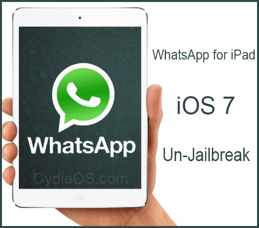 Whatsapp download for ipad mini 3
