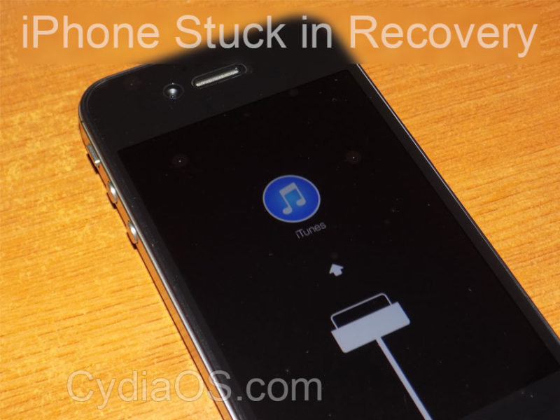 iphone 4s stuck on connect to itunes screen after restore
