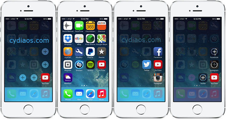 apex 2 cydia tweak