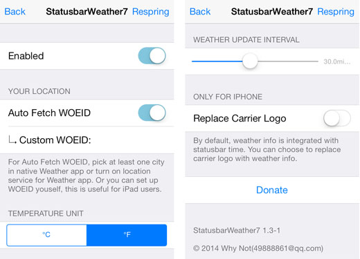 how to turn off cydia