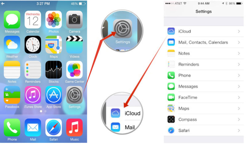 Image result for restore iphone from icloud