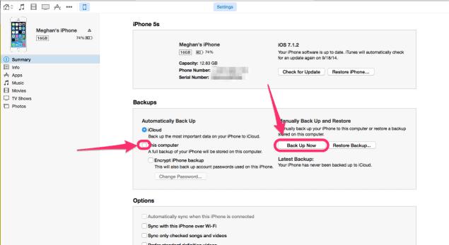 upgrade ios 8.1-iTunes