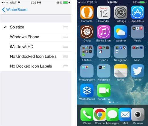 WinterBoard iOS 8