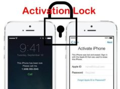 Remove iCloud Lock iOS 8