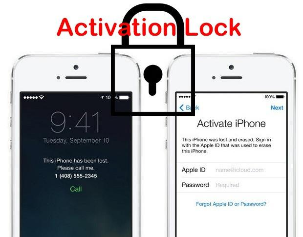 Remove iCloud Activation Lock iOS 8