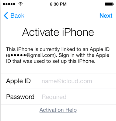 Remove iCloud  Activation Lock iOS 8 official