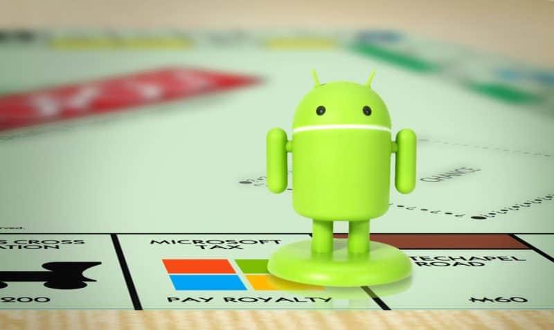 MicroSoft Android App Lock Screen