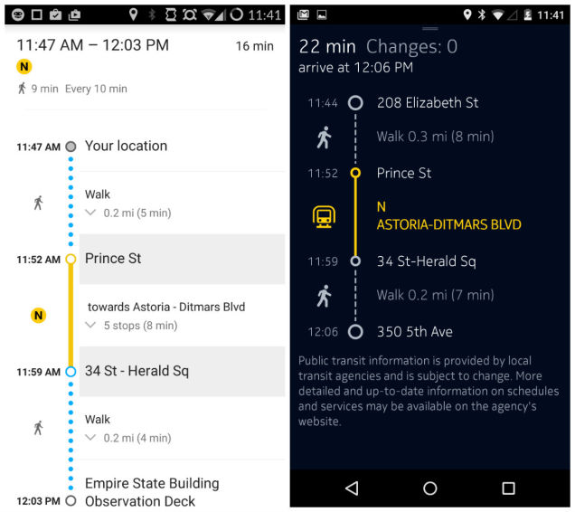 Nokia Relaunches HERE app for iOS - Google Maps Rival?