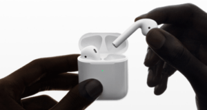 The new 2019 AirPods 2nd Generation