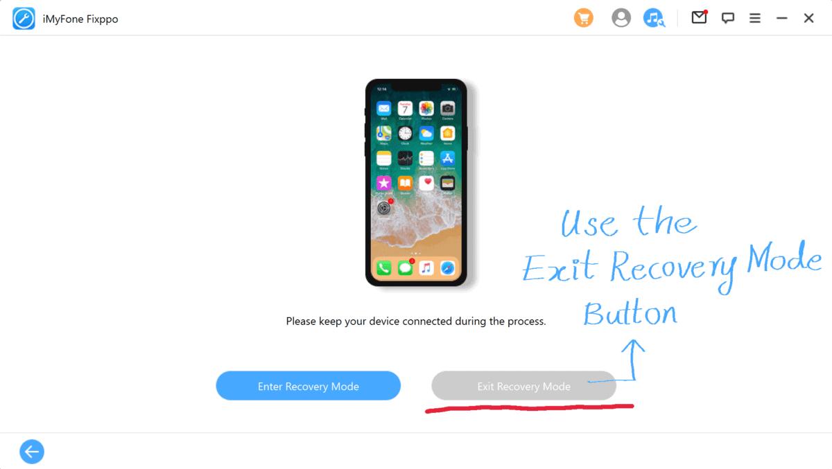 Fixppo iPhone system repair tool