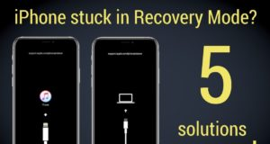 iPhone stuck in Recovery Mode? 5 solutions that work!